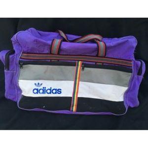 Adidas 90s Duffle Bag Travel Gym Rarge Retro